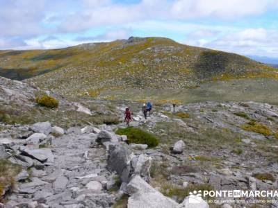 Parque Regional Sierra de Gredos - Laguna Grande de Gredos;senderismo con niños;puente de octubre